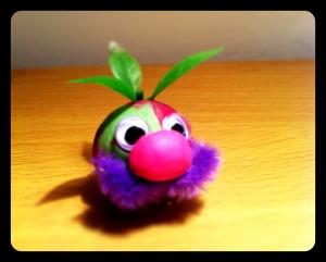Hand-made Mr Fruts!