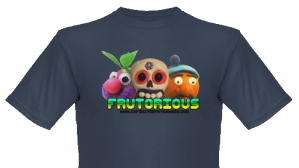 Frutorious T Shirt